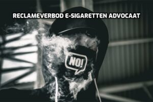 reclameverbod e-sigaretten advocaat