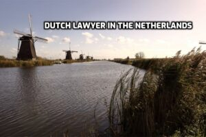 dutch lawyer in the netherlands